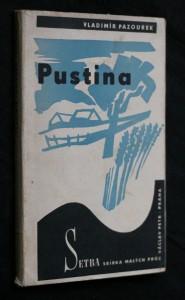 náhled knihy - Pustina : Cyklus próz