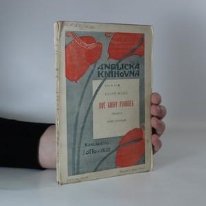 náhled knihy - Dvě knihy pohádek