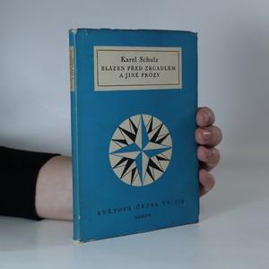 náhled knihy - Blázen před zrcadlem a jiné prózy