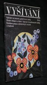 náhled knihy - Vyšívání, 9. díl
