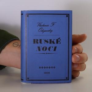 náhled knihy - Ruské noci