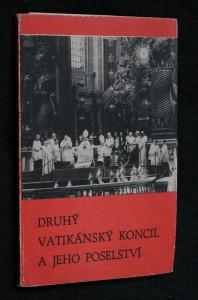 náhled knihy - Druhý vatikánský koncil a jeho poselství