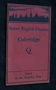 náhled knihy - Samuel Taylor Coleridge lyrical poems