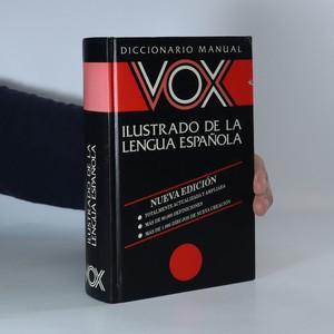 náhled knihy - Diccionario manual ilustrado de la lengua española
