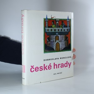 náhled knihy - České hrady. Díl první