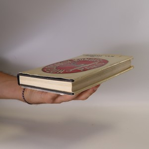 antikvární kniha Stepní vlk, 1972