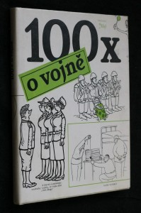 náhled knihy - 100x o vojně
