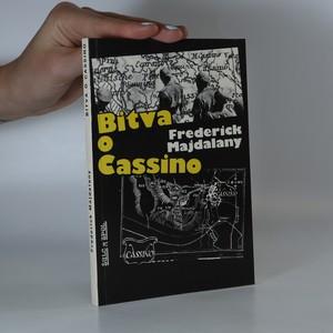 náhled knihy - Bitva o Cassino