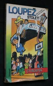 náhled knihy - Loupež století, Cirkus Pepi