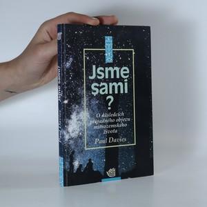 náhled knihy - Jsme sami? O důsledcích případného objevu mimozemského života