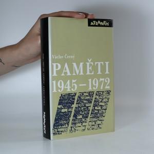 náhled knihy - Paměti III. 1945-1972