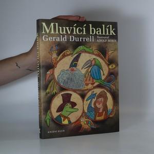 náhled knihy - Mluvící balík