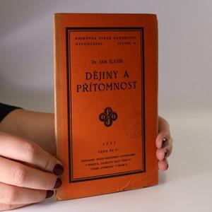 náhled knihy - Dějiny a přítomnost