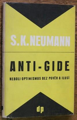 náhled knihy - Anti-Gide neboli optimismus bez pověr a ilusí