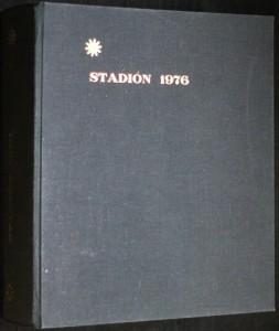 náhled knihy - Stadión 1976 komplet