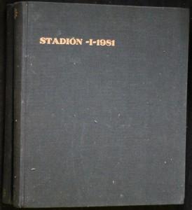 náhled knihy - Stadión 1981 kompletní ve dvou svazcích