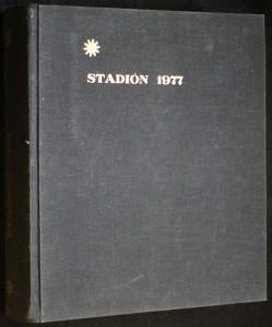 náhled knihy - Stadión 1977 chybí č. 19
