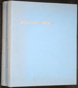 náhled knihy - Stadión 1982 kompletní ve dvou svazcích