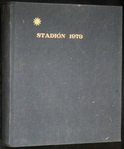 náhled knihy - Stadión 1979 chybí č. 17