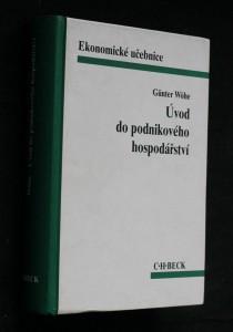 náhled knihy - Úvod do podnikového hospodářství