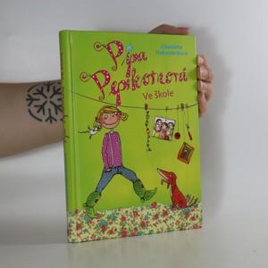 náhled knihy - Pipa Peprkornová. Ve škole