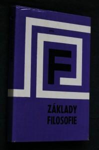 náhled knihy - Základy filosofie : učební text pro 3. roč. stř. všeobec. vzdělávací školy