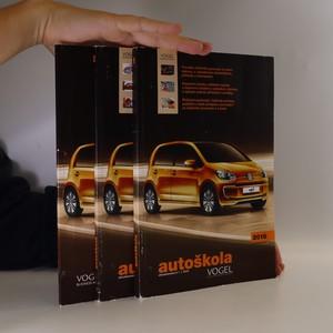 náhled knihy - Autoškola. Pravidla silničního provozu ve znění zákona, s výkladovým komentářem, příklady a ilustracemi. Zásady konstrukce a údržby osobního automobilu. Základní testové otázky (3 svazky)