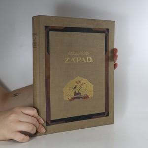 náhled knihy - Západ. Pohorský obraz
