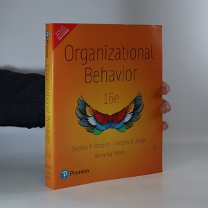 náhled knihy - Organizational behavior