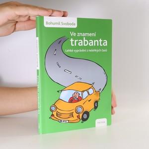 náhled knihy - Ve znamení trabanta