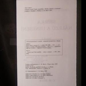 antikvární kniha Ústavní soud České republiky. Sbírka nálezů a usnesení svazek 2. , 1995