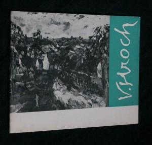 náhled knihy - Výstava obrazů Vladimíra Hrocha