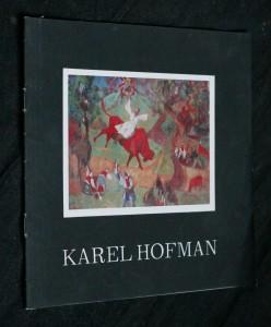 náhled knihy - Karel Hofman : země a lidé : obrazy z let 1920-1981 : katalog výstavy, Vsetín, 13. září-18. října 1981