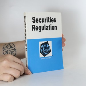 náhled knihy - Securities Regulation