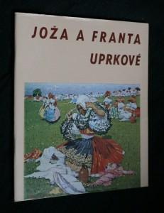 náhled knihy - Joža a Franta Uprkové : Výstava díla bratří Joži a Franty Uprkových, Gottwaldov 1980 : [Katalog]