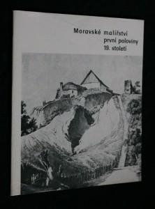 náhled knihy - Moravské malířství první poloviny 19. století