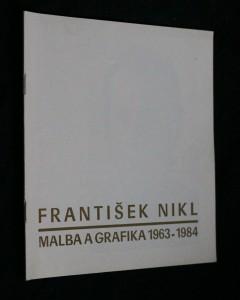 náhled knihy - František Nikl : malba a grafika 1963-1984 : katalog výstavy, Gottwaldov prosinec 1984 - leden 1985, Hodonín únor - březen 1985