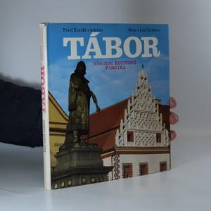 náhled knihy - Tábor. Národní kulturní památka