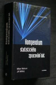 náhled knihy - Kompendium statistického zpracování dat : metody a řešené úlohy