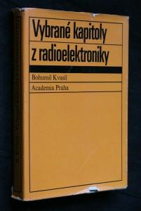Vybrané kapitoly z radioelektroniky : Vysokošk. učebnice