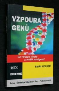 náhled knihy - Vzpoura genů : od velkého třesku k umělé inteligenci