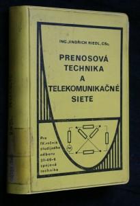 náhled knihy - Prenosová technika a telekomunikační siete