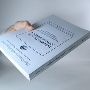 antikvární kniha The trademark Reporter (6 svazků), 2009