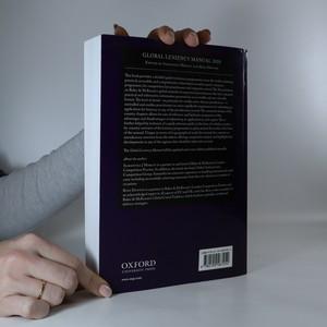 antikvární kniha Global leniency manual : 2010, 2010