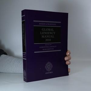 náhled knihy - Global leniency manual : 2010
