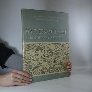 náhled knihy - Vývoj mapového zobrazení území Československé republiky. I. , Mapy českých zemí do poloviny 18. století