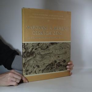 náhled knihy - Vývoj mapového zobrazení území Československé socialistické republiky. 3. díl