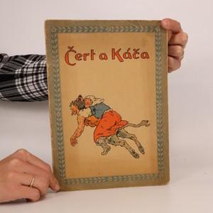 náhled knihy - Čert a Káča (kniha nemá tiráž)