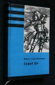 náhled knihy - Černý šíp : Příběh válek dvou růží