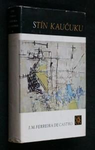 náhled knihy - Stín kaučuku
